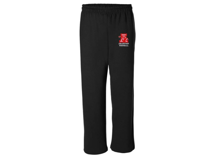 ba5d36b2a056a Arlington Spy Ponders Sweatpants with Grid Iron Logo